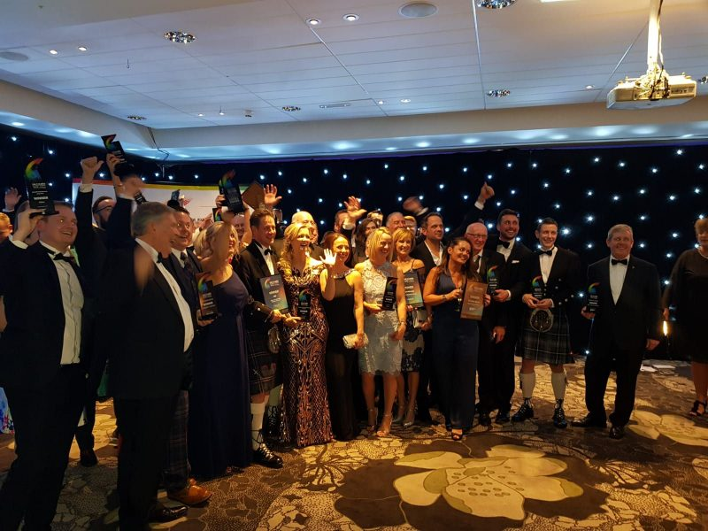 SUCCESS FOR ATL AT COURIER BUSINESS AWARDS 2018